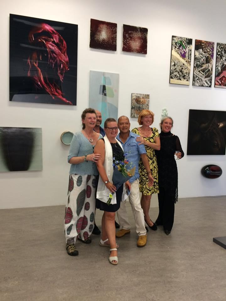 Kunst2 met Liesbeth